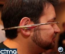 رقیبی تازه و سرسخت برای عینک گوگل + عکس