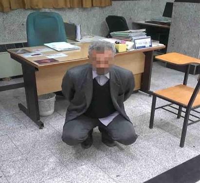 آزار و اذیت دختر 10 ساله با شگرد مأمور مخفی (+عکس)