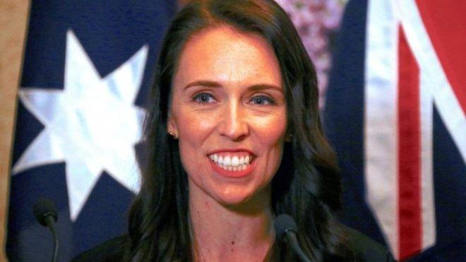 خبر اینستاگرامی نخست وزیر نیوزیلند دربارهی بارداری اش!