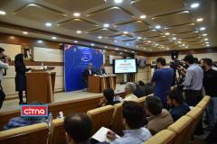 گزارش تصویری سیتنا از نخستین نشست خبری دکتر سالاری مدیرعامل سازمان تامین اجتماعی