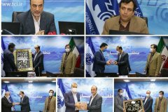 ناصر مشایخی سرپرست مخابرات منطقه اصفهان شد