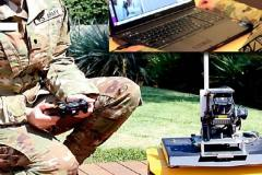امکان صحبت کردن رباتها و سربازان با سیستم هوش مصنوعی
