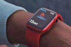 کنترل سطح اکسیژن با کمک ساعتهای جدید اپل