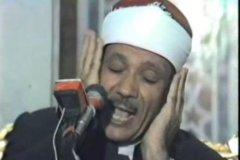 فیلم/ پربازدیدترین ویدئوی تلاوت قرآن در اینترنت؛ وقتی عبدالباسط از خوف خدا می گرید!