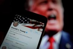 توئیت ترامپ؛ عامل تحریم ملت ایران مدعی حمایت از ایرانیان شد