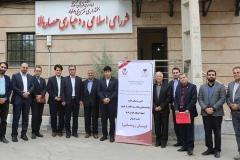 طرح پیمان روستایی با همکاری بانک پارسیان و صندوق قرض الحسنه پارسیان کلید خورد