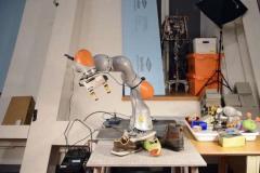 رباتی که وسایل بههمریخته اتاق را مرتب میکند!