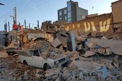کمکهای کارکنان وزارت ارتباطات و فناوری اطلاعات به مردم زلزله زده غرب کشور