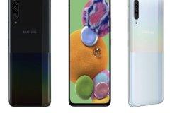 معرفی تلفن همراه ۵G با دوربین سلفی ۳۲ مگاپیکسل