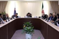 وزیر ارتباطات پنج عضو جدید هیات امنای پژوهشگاه فضایی ایران را معرفی کرد