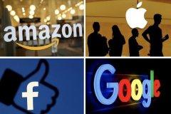 شهادت مدیران گوگل، فیسبوک و آمازون در مقابل نمایندگان آمریکایی
