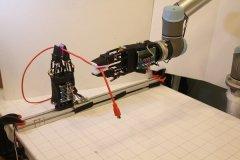 تولید رباتهای ظریف با ویژگی نصب کابل