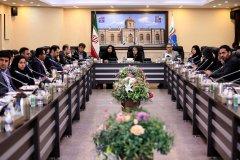 اولین نشست جوانان ستاد وزارت ارتباطات و فناوری اطلاعات برگزار شد