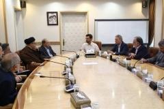 بررسی تدوین سند جامع تحول دیجیتال در نشست مشترک وزیر ارتباطات و رییس دانشگاه تهران