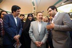 وزیر ارتباطات از نمایشگاه بین المللی بازی های رایانه ای بازدید کرد