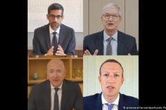 دفاع مدیران ابرشرکتهای فنآوری آمریکا در پاسخ به اتهام حذف رقبا از بازار