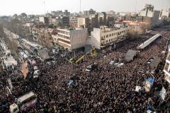 اختلال شبکه تلفن همراه در مکان تشییع پیکر آیت الله هاشمی