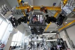 ساخت ربات ناجی با الهام از یوزپلنگ و انسان