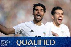 بازتاب صعود ایران به جام جهانی در سایت فیفا و AFC