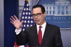 وزیر خزانهداری ایالت متحده از خجالت ارزهای دیجیتالی درآمد!