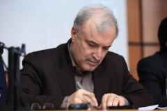 وزیر بهداشت خطاب به وزیر ارتباطات: ۳۰۰ میلیون پیامک به وزارت بهداشت برای پیشگیری و مراقبت خانوارها اختصاص داده شود