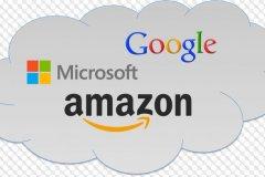 چشم امید غولهای تکنولوژی به سرویسهای فضای ابری