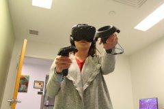 استفاده از واقعیت مجازی در پیشگیری از بیماری آنفلوانزا