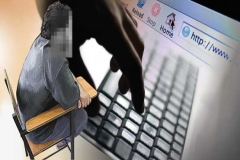 دستگیری همسر سابق به عنوان مزاحم اینترنتی