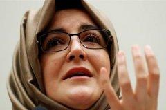 عربستان سعودی قصد جاسوسی از نامزد خاشقچی داشت