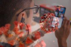 ویروس کرونا به عینک، هندزفری و ساعت مچی میچسبد/ مرتب ضدعفونی کنید