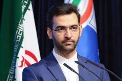 توئیت آذری جهرمی: روحانی در حال فراخوانی برای همدلی و ترامپ دنبال نفرت پراکنی است