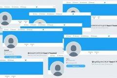 توییتر: ۴۵۰۰ حساب کاربری حامی حکومت عربستان که به قطر و ایران حمله میکردند را مسدود کردیم