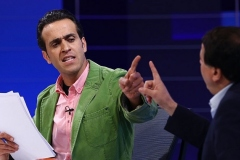 اینستاپست علی کریمی بعد مناظرهی جنجالی با ساکت در 90