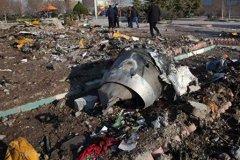 هواپیمای اوکراینی در زمان سقوط دارای خط سیری در مسیر بازگشت به فرودگاه بوده است/ دو موشک مجاورتی از نوع TOR-M1 از سمت شمال به سمت هواپیما شلیک شده است / لازم است وجود مواد منفجره بر روی بدنه هواپیما مورد بررسی قرار گیرد