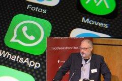 شهادت پیامرسان واتساپ علیه عربستان در پروندهی ناپدید شدن جمال خاشقجی/ او قبل از ورود به کنسولگری عربستان واتساپ تلفن همراهش را چک کرده است اما پیام دقایق بعد را نتوانسته چک کند
