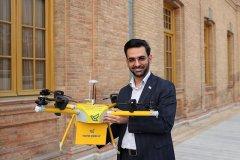 با تجهیز پست به ناوگان برقی به پروژهی تهران هوشمند پیوستیم/ با راهاندازی نخستین پهباد پستی، ناوگان هوایی پست دوباره زنده شد