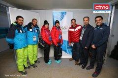 هدیه سامسونگ به ورزشکاران ایرانی تقدیم شد (+تصاویر)