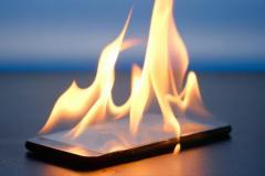 دلیل داغ شدن تلفن هوشمند چیست؟