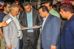 استفاده از بروزترین تکنولوژی دنیا برای اجرای پروژه فیبرنوری شهرداری ساری