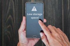 چگونه حافظه تلفنهمراه خود را خالی کنیم؟