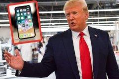 ابراز نارضایتی ترامپ از آیفونهای جدید