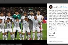 آذری جهرمی: فضای ورزش را به اختلافات سیاسی گره نزنیم