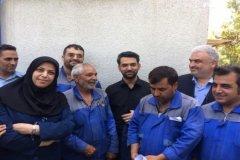 لزوم افزایش کیفیت سرویس دهی و تامین رضایت مشتریان شرکت مخابرات ایران