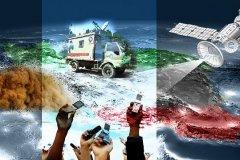 اعلام آمادگی سازمان فضایی برای ارائهی خدمات ارتباطی ماهواره ای در مناطق سیلزده