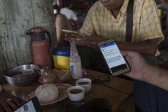 استفاده از فیسبوک برای گسترش خشونت آنلاین در میانمار