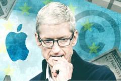 مخفیگاههای اپل برای فرار مالیاتی لو رفت