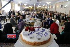 جشن فارغ التحصیلی دانشجویان موسسهی خیریهی آراسته با حمایت بانک سامان برگزار شد (+گزارش تصویری)