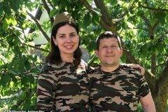 ازدواج اینفلوئنسر معروف روس با پسر ۲۰ ساله شوهر سابقش!