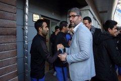 کنایه حمیداوی به پیروانی: اگر فوتبال عشق است، با دو گونی عشق برای تیم من بلیت بخر تا به تهران سفر کنیم!