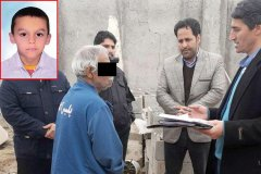 اعتراف کفتار پیر به قتل پسر 11 ساله مشهدی در باغ/نقشه پلیدم را فهمید!